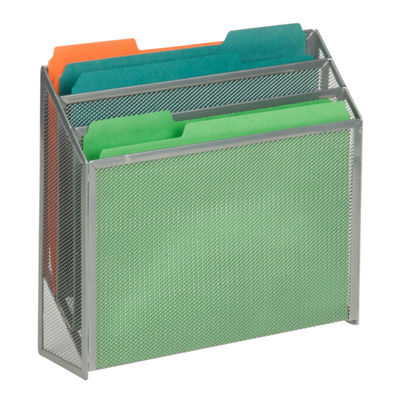 Honey-Can-Do® Vertical File Sorter