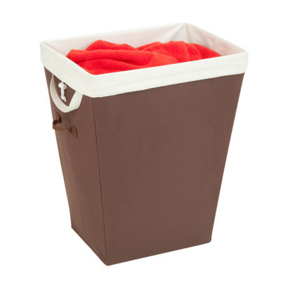 Honey-Can-Do® Hamper with Removable Liner