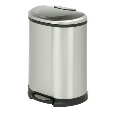 Honey-Can-Do® 50L Step Trash Can