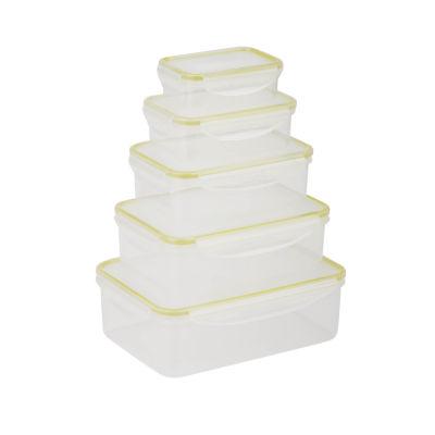 Honey-Can-Do® Snap-Tab 5-pc. Food Storage Set