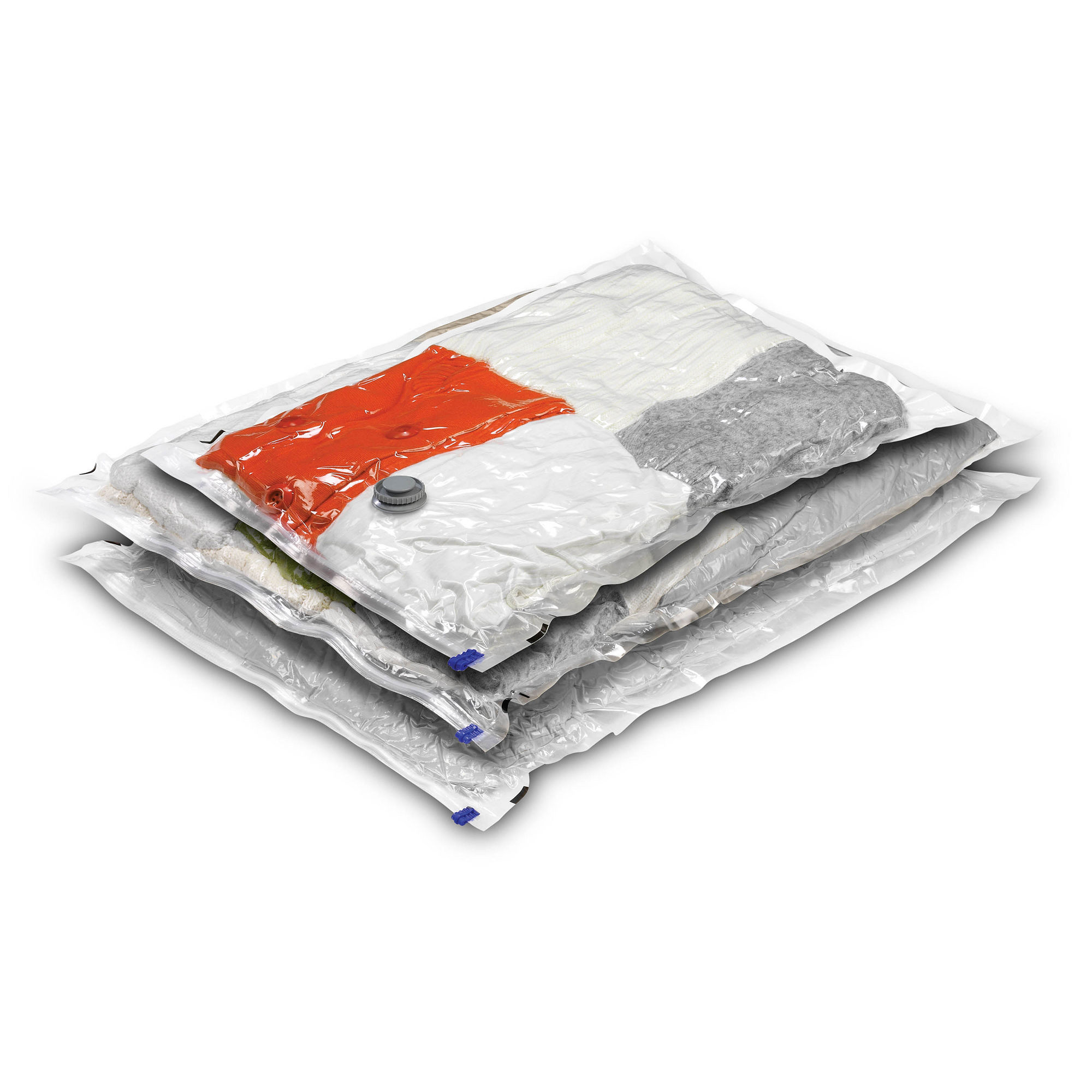 Honey-Can-Do 3-Pack Vacuum-Sealed Clothing Storage Bags