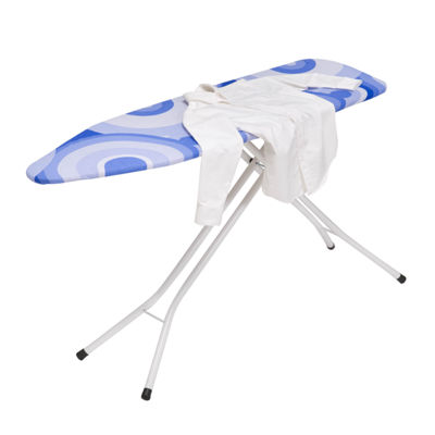 Honey-Can-Do® Steel Adjustable Ironing Board with Four Legs