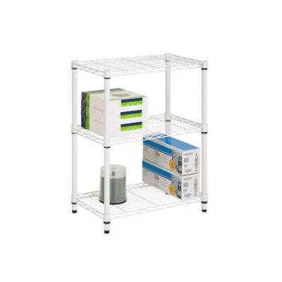 Honey-Can-Do® 3-Tier Shelving Unit