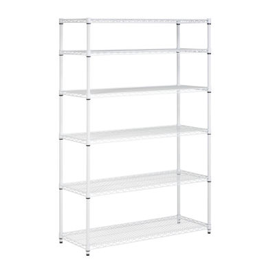 Honey-Can-Do® 6-Tier Shelving Unit
