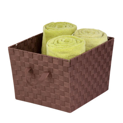 Honey-Can-Do® Large Woven Basket