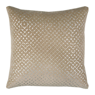 Rizzy Home Gabriel Geometric Decorative Pillow