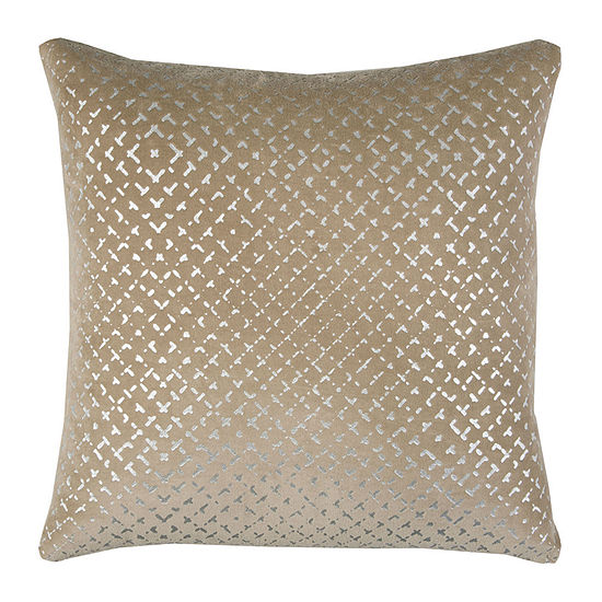 Rizzy Home Gabriel Geometric Decorative Pillow