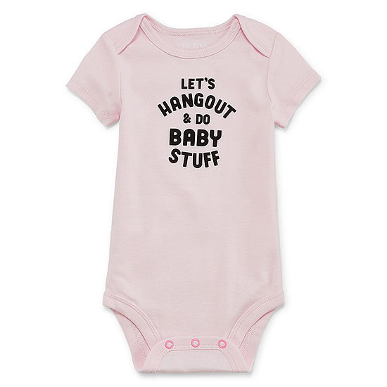 Okie Dokie Bodysuit-Baby Girls