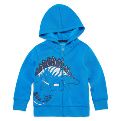 Okie Dokie Fleece Hoodie-Toddler Boys