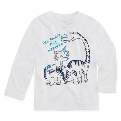 Okie Dokie Graphic T-Shirt-Toddler Boys