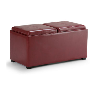 Avalon 5 Piece Storage Ottoman