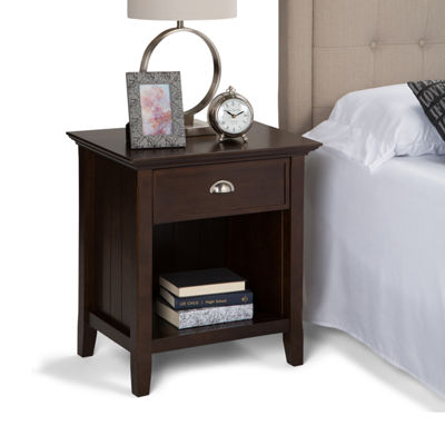 """Acadian Bedside Table"