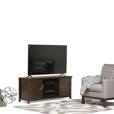 """Acadian Tv Media Stand"