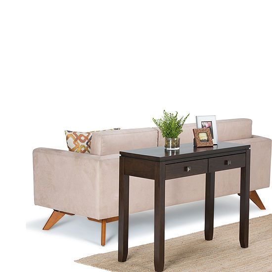 Jcpenney Table: Cosmopolitan Console Sofa Table