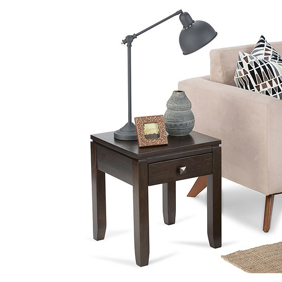 Cosmopolitan End Side Table