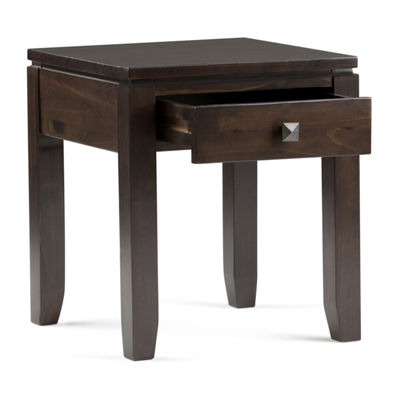Cosmopolitan End Side Table