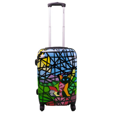 Chariot Travelware 20 Inch Hardside Luggage