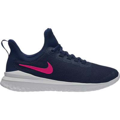 Nike Renew Rival Womens Running Shoes Lace-up