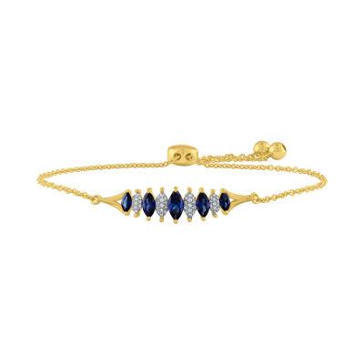 10K Gold Cable Link Bracelet