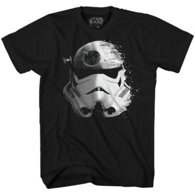 Star Wars Trooper Helmet Graphic Tee
