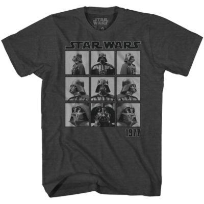 Star Wars Vader Turnaround Graphic Tee