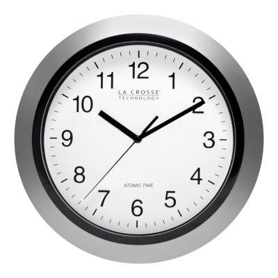 La Crosse Technology 10 Inch Atomic Analog Clock