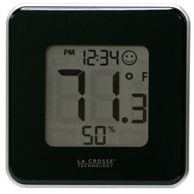 La Crosse Technology Indoor Temperature & Humidity Station