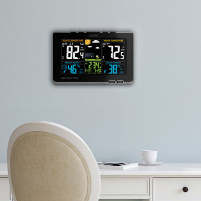 La Crosse Technology Wireless Color Weather Station with Mold Indicator