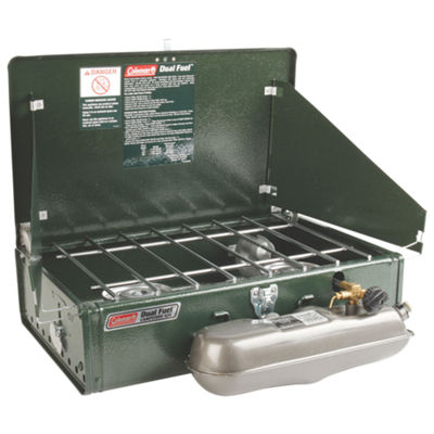 Coleman Guide Series® Dual Fuel™ Stove