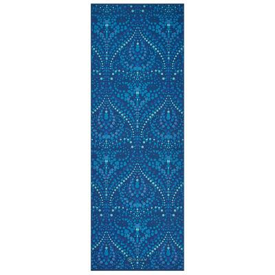 Gaiam 6MM Reversible Mystic Sky Yoga Mat