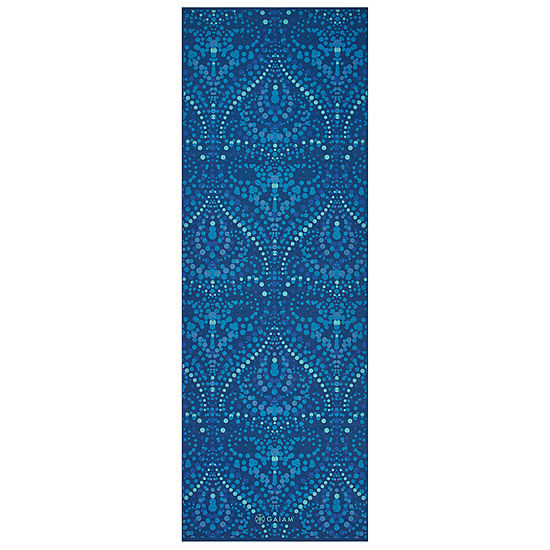 Gaiam 6MM Reversible Mystic Sky Yoga Mat