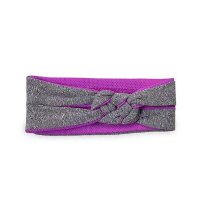Gaiam Ultragrip Purple Headband