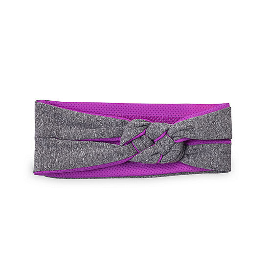 Gaiam Ultragrip Purple Headband