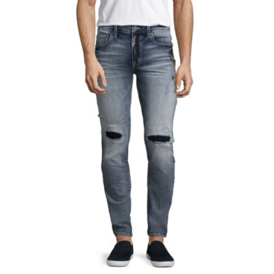 Arizona Skinny Fit Cropped Jeans