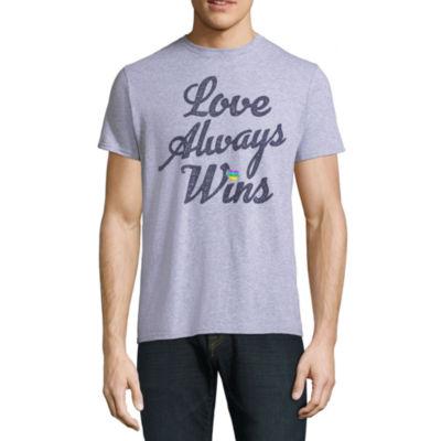 Pride Love Always Wins Graphic Tee