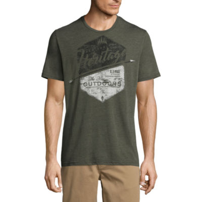 Boston Traders Short Sleeve Graphic T-Shirt