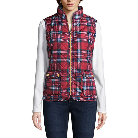 8b0edf4ec03f St. John s Bay Quilted Vest - JCPenney