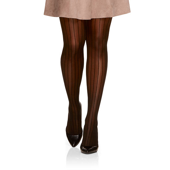 Berkshire Hosiery City Cable Pantyhose-Plus