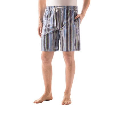 Residence Seersucker Pajama Shorts