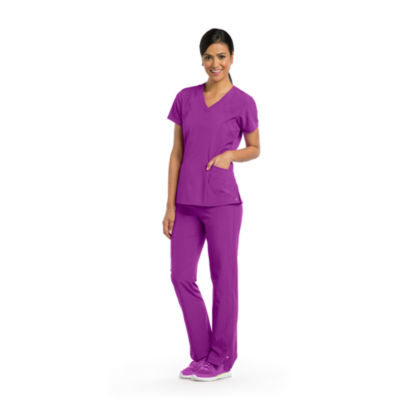 Barco Barco One Womens V Neck Scrub Top