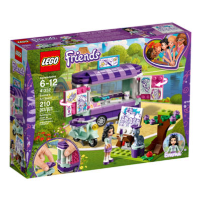 LEGO Friends Emma' s Art Stand 41332