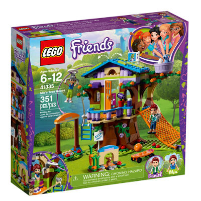 LEGO Friends Mia' s Tree House 41335
