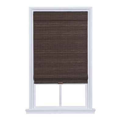 JCPenney Home Newport Privacy Bamboo Cordless Roman Shade