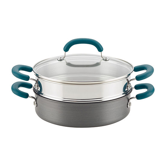 Rachael Ray Create Delicious 3-Pc. Steamer with Insert