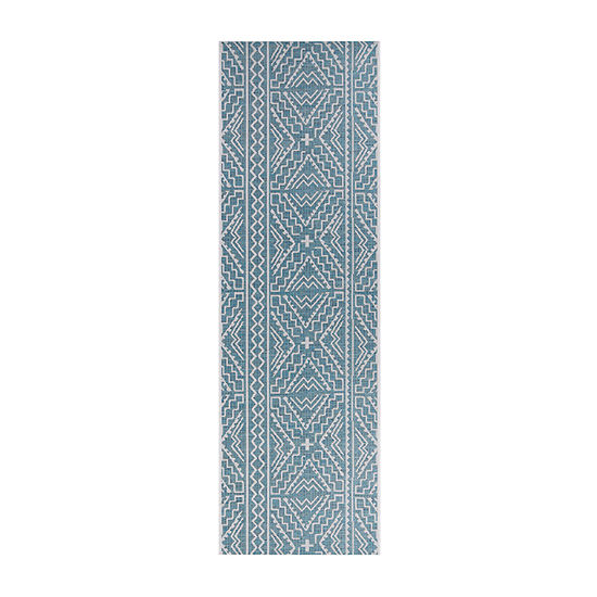 Couristan Harper Madagasgar Tanzania Rectangular Indoor Outdoor Rugs