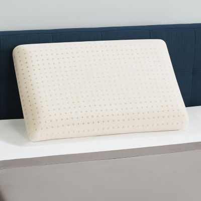 CopperFresh Gel Memory Foam Pillow with Copper-Embedded Cover