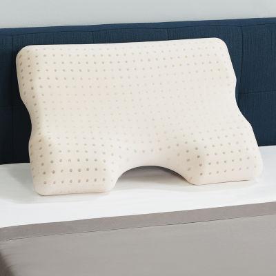 CopperFresh Advanced Contour Gel Memory Foam Pillow