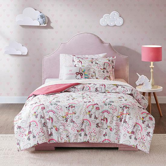Mi Zone Kids Katie Animal Print Bed In A Bag Comforter Set