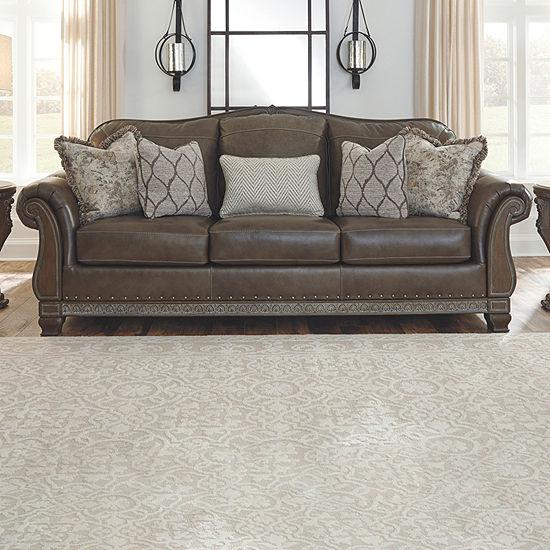 Signature Design by Ashley® Malacara Roll-Arm Sofa