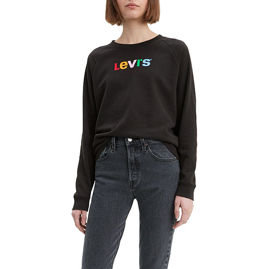 Levi's® Relaxed Graphic Crew Sweatshirt